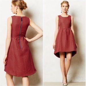Anthropologie Lili Wang for Lili's Closet Dress